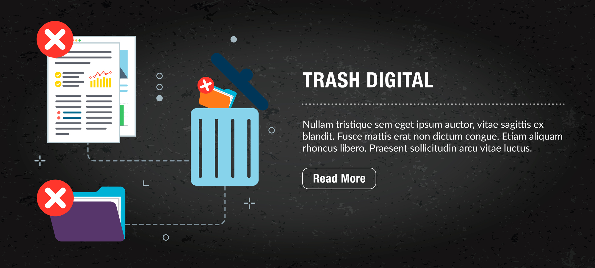 Trash digital
